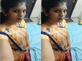 Today Exclusive- Sexy Tamil Bhabhi Part 1