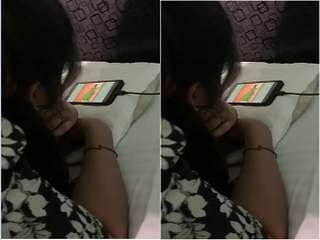 Today Exclusive- Odia Girl Enjoy With Lover In Hotel Part 2