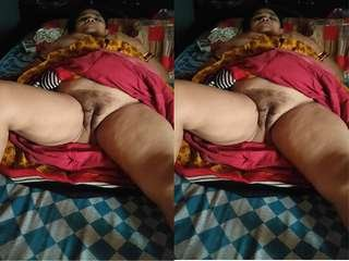 Today Exclusive- Mature Desi Cpl Pussy Licking and Fucking Part 5