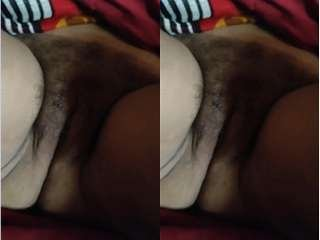 Today Exclusive- Mature Desi Cpl Pussy Licking and Fucking Part 7