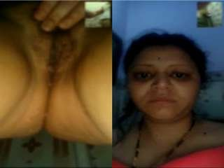 Today Exclusive- Sexy Anu Bhabhi Showing Her Nude Body and Blowjob Part 3