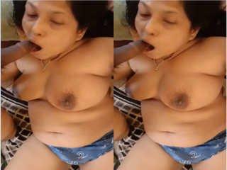 Today Exclusive- Desi Paid Randi Anju Blowjob Part 4