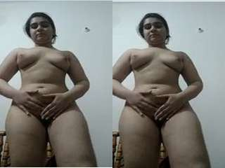 Today Exclusive – Paki Girl Record her Nude Video For Lover