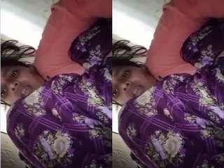 Today Exclusive- Cute Desi Girl Record Her Masturbating Video