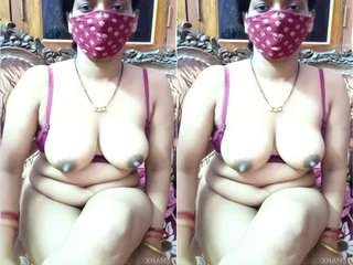 Today Exclusive- Sexy Bhabhi Hot Live Show