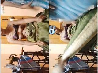 Exclusive- Desi Bhbahi Hard fucked By Hubby With Clear Audio