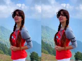 Exclusive- Sexy Pakistani Beautiful Actress RabiPirzada Leaked Video part 4