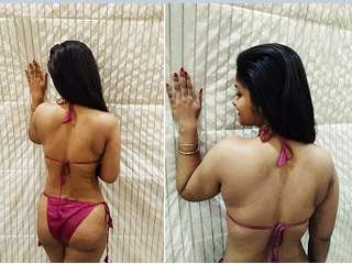 Exclusive- Very Hot Desi Bhabhi Gives Nice Blowjob To Hubby