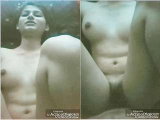 Today Exclusive- Cute look Desi Girl Hard Fucked By Lover