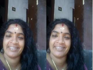 Today Exclusive- Horny Mallu Couple Romance and Blwjob part 5