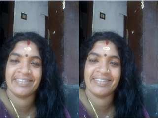 Today Exclusive- Horny Mallu Couple Romance and Blwjob part  4