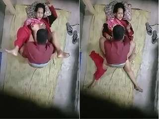 Today Exclusive- Horny Desi Cheating Bhabhi Romance and Hard Fucked by Lover