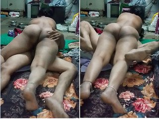 Exclusive- Desi Couple Romance and Wife Ridding Hubby Dick