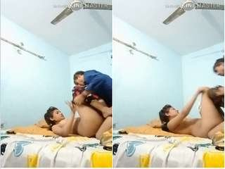 Today Exclusive- Desi Lover Romance and Sex part 2