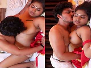 Today Exclusive-Super Hot New Tamil SHort Movie House owner Sex With Maid