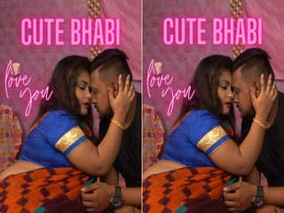 Today Exclusive-Cute Bhabi