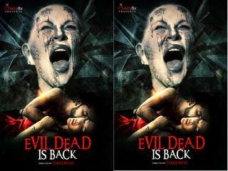 Today Exclusive- Evil Dead IS Back