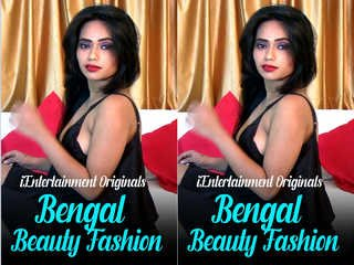 Today Exclusive- Bengal Beauty Fashion Model
