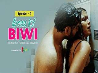 First On Net -Boss Ki Biwi  Episode 4