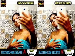 First On Net -Bathroom Selfie