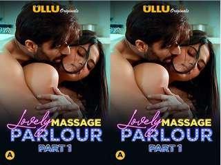 First On Net -Lovely Massage Parlour ( Part 1 ) Episode 3
