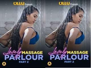 First On Net -Lovely Massage Parlour Part 2 Episode 4