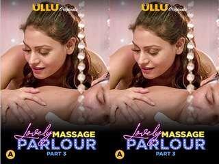 First On Net -Lovely Massage Parlour ( Part 3 ) Episode 8