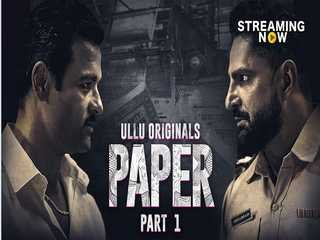 First on Net -PAPER  Episode 1