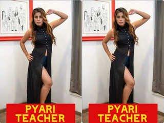 Today Exclusive-Pyari Teacher