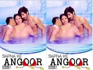 Today Exclusive-Sapna Ki Angoor Season 02 Episode 1